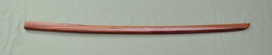 Hand Carved Bokken Various woods, laminated $195